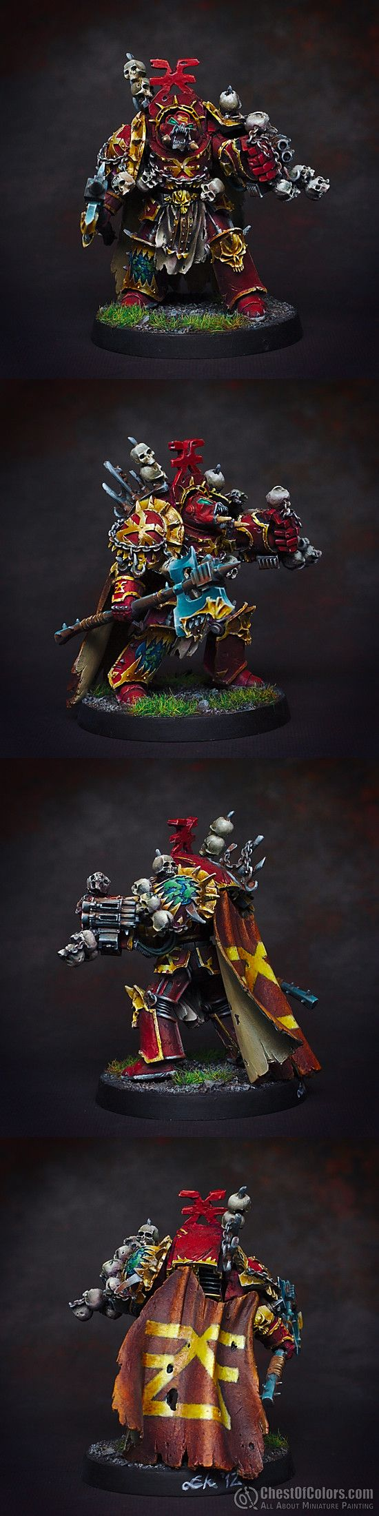 Benathai's works: Other Warhammer 40.000 miniatures