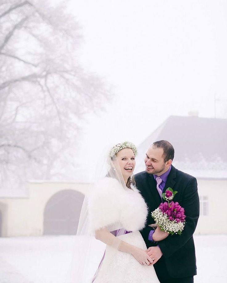 I&L | Winter frozen foggy wedding | For more watch my FB page @fotokvapilova or my IG @pavlina.kvapilova