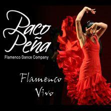 Paco Peña Flamenco Dance Company: am 18.10. und 19.10.2013 im Theattre du Leman Genève/Genf. Tickets: http://www.ticketcorner.ch/paco-pena
