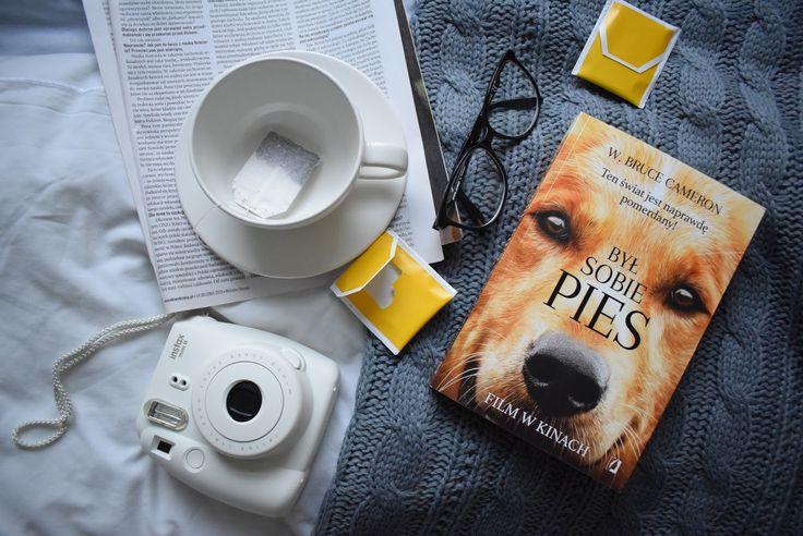 Reading my love: [PRZEDPREMIERA] W. Bruce Cameron, Był sobie pies