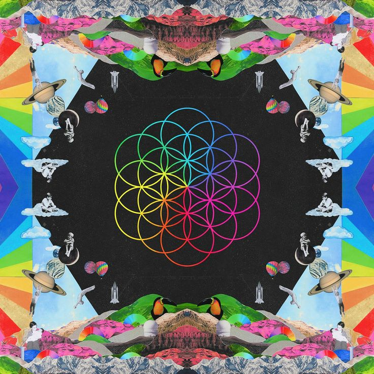 A Head Full of Dreams - Coldplay (Vinyl 2LP 2015 Warner) - FREE SHIPPING from $3195