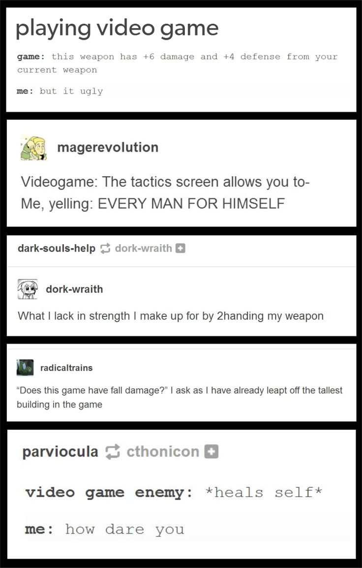 Yep. Exactly how I feel during da:I when they show the tactics screen.  Also his I felt when I jumped off a very tiny cliff in witcher 3 and died...