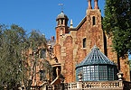 The Haunted Mansion - B fave ride