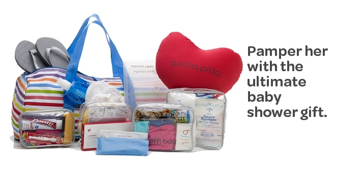 Know someone with cancer or a brain injury? BFFL Bags are packed with what they need at the hospital - things you can't buy in the store. There are special bras for after mastectomies designed by a doctor. Amazing.