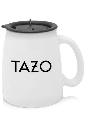 "75=$4.09 1.40""W x 2.00""H Personalized Ceramic Travel Mugs with Lids | BM95 - Discount Mugs"