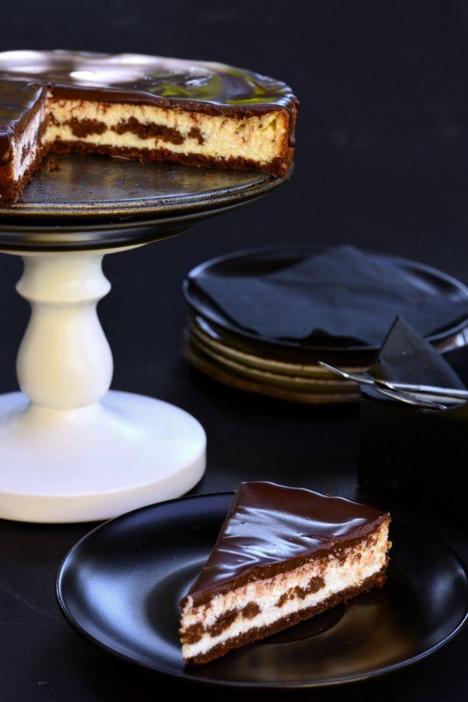 Candy's: Pilótakeksz-túrórudi torta