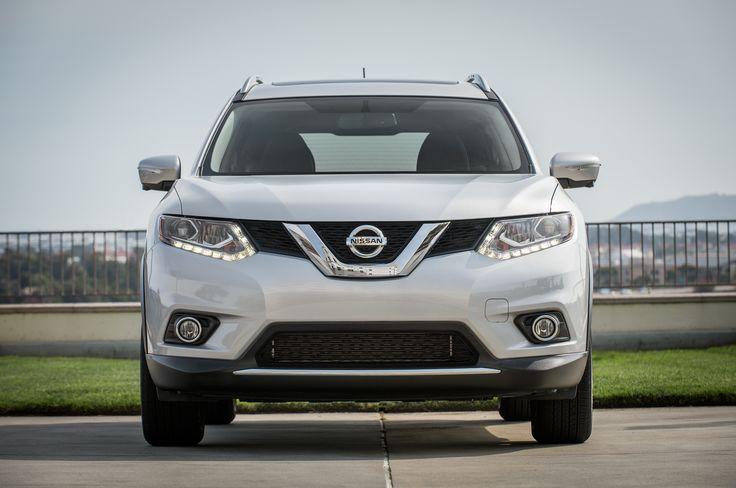 nissan rogue 2014 | 2014 Nissan Rogue SL AWD Long-Term Arrival Photo Gallery