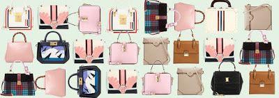 UNIVERSO PARALLELO: Il vecchio stile per le borse della nuova primaver...