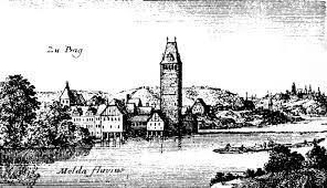 Václav Hollar - Novomlýnská vodárna