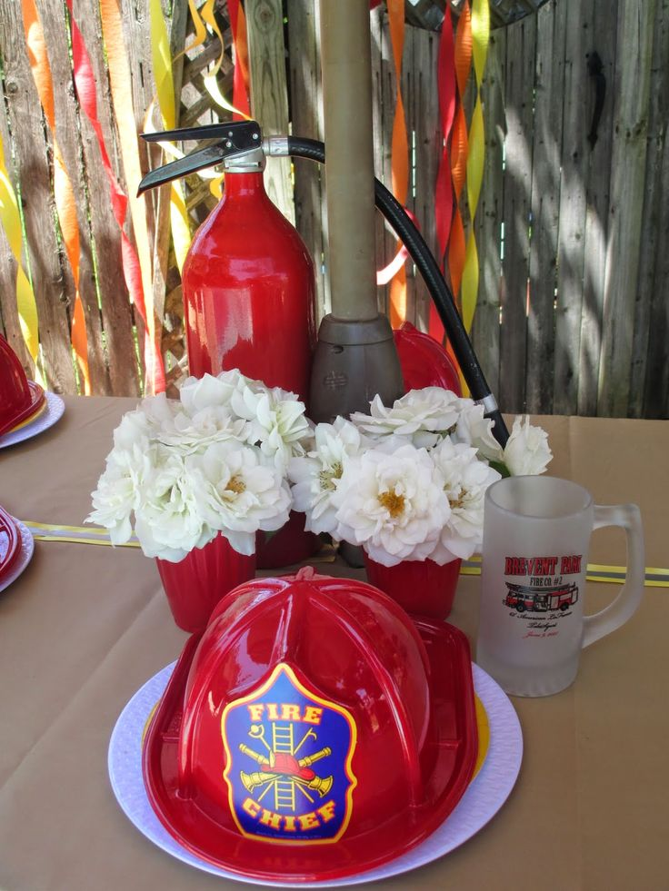 Best images about party ideas on pinterest fireman