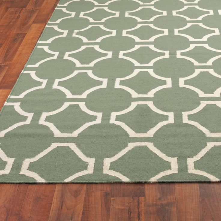 connect the dots dhurrie rug