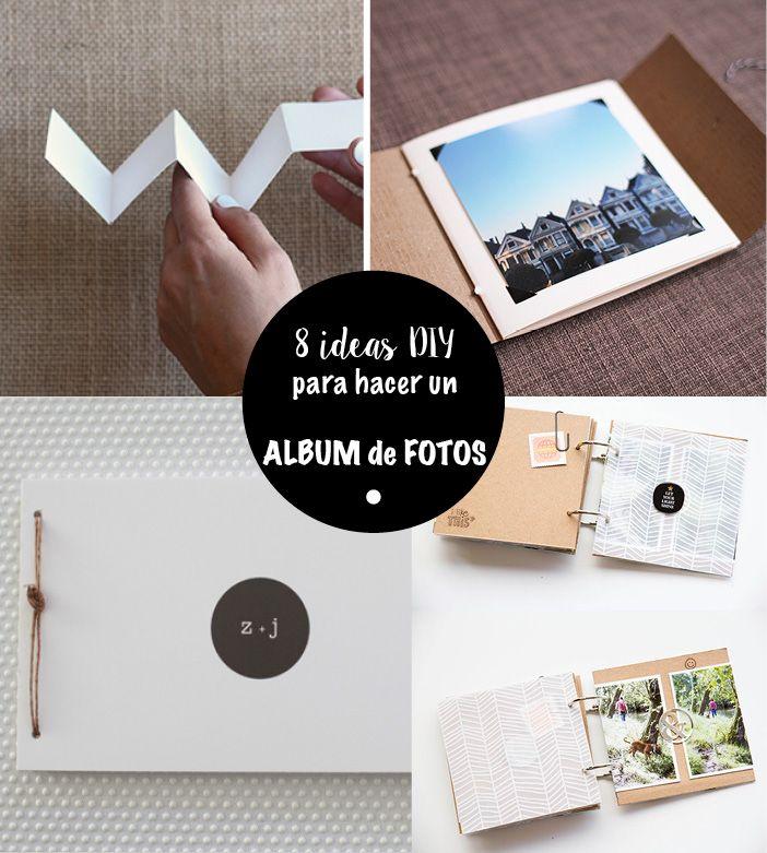 Insp rate con 8 tutoriales diferentes para aprender a - Album de fotos personalizado ...