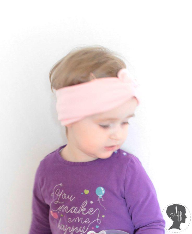 DIY: Stinband für Kinder nähen - in zwei Varainten #anleitung #ähen #headband #stirnband