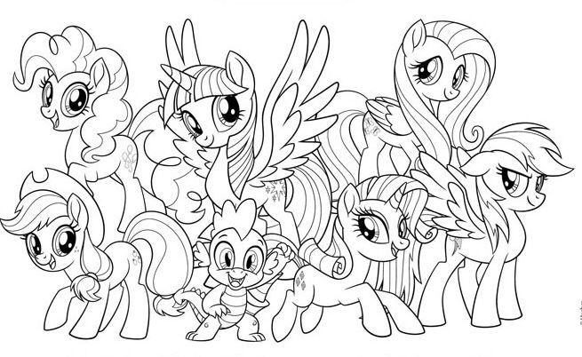 Pin By Andrew Schwilling On Annabelle My Little Pony Coloring Coloring For Kids Colouring Pages