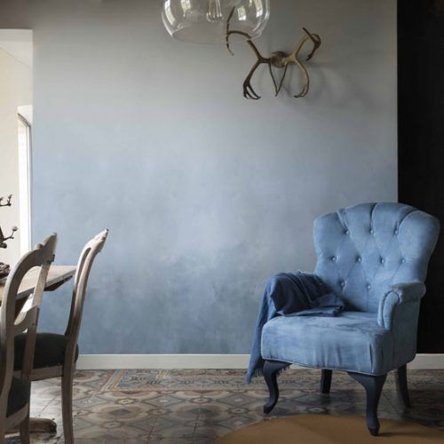 The Dulux Colour of the Year has been revealed as Denim Drift. Here's how to make it work at home