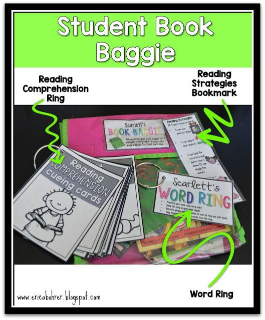 First Grade Essentials and What I Have Learned in my 15 Years as a First Grade Teacher: Student Book Baggies