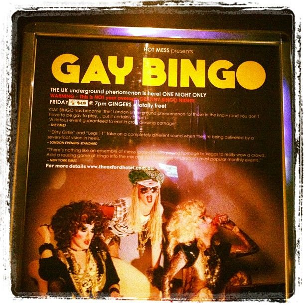 Gay Bingo! #sydney #sydneymardigras