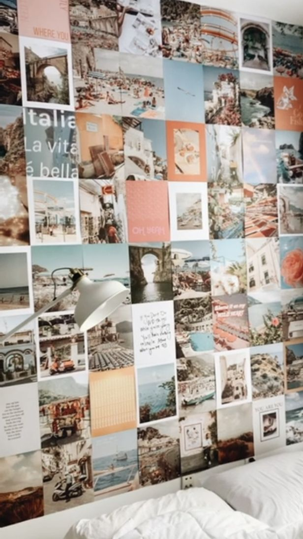 Pin By Kayleigh On Aesthetic Room Ideas Bedroom Room Inspo Wall Collage