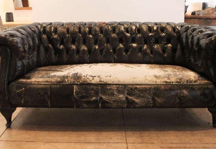 Chesterfield Sofa History