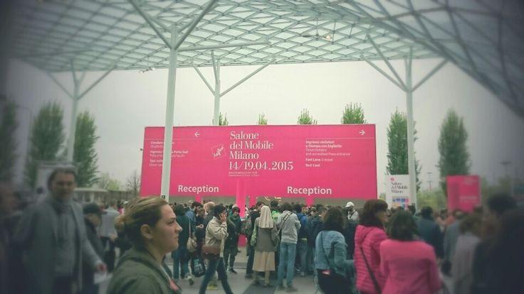 Isaloni Salone del mobile Euroluce 2015