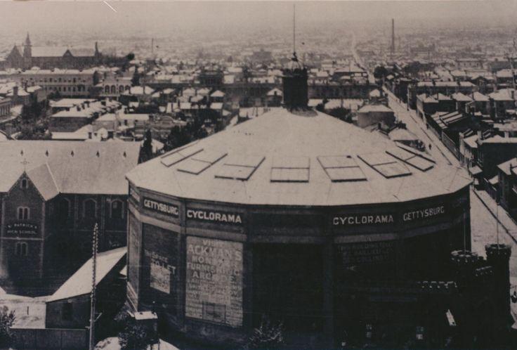 Fitzroy Cyclorama