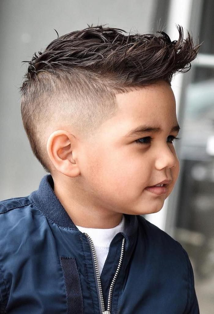 Blue Satin Jacket Black Hair Good Haircuts For Men Little Boy Boys Haircuts Boys Long Hairstyles Boys Long Hairstyles Kids