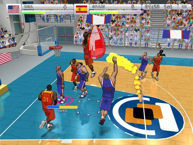 Download Game Incredi Basketball