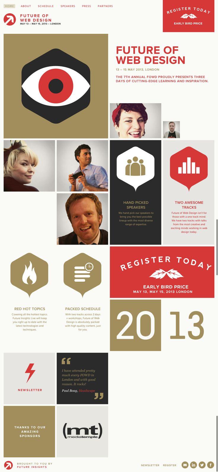 Future of Web Design 2013 | Awesome Screenshot