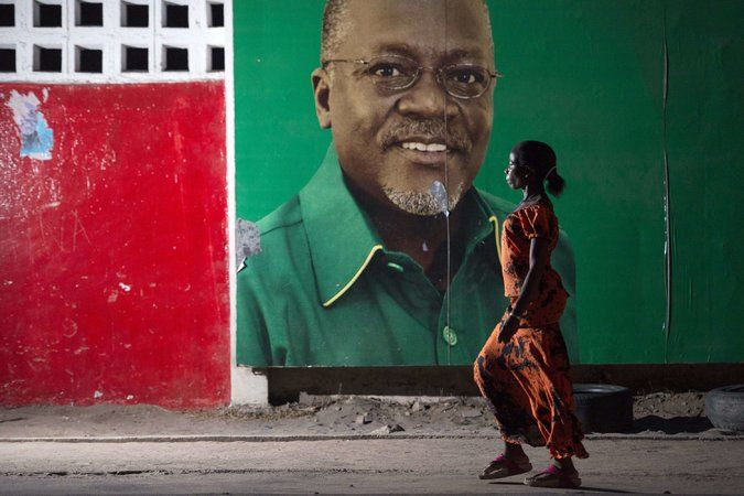 John Magufuli Declared Winner in Tanzania's Presidential Election - The New York Times