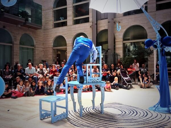 Lleida Puppet Theatre Festival 2014 - Photo by @telepublic_sl