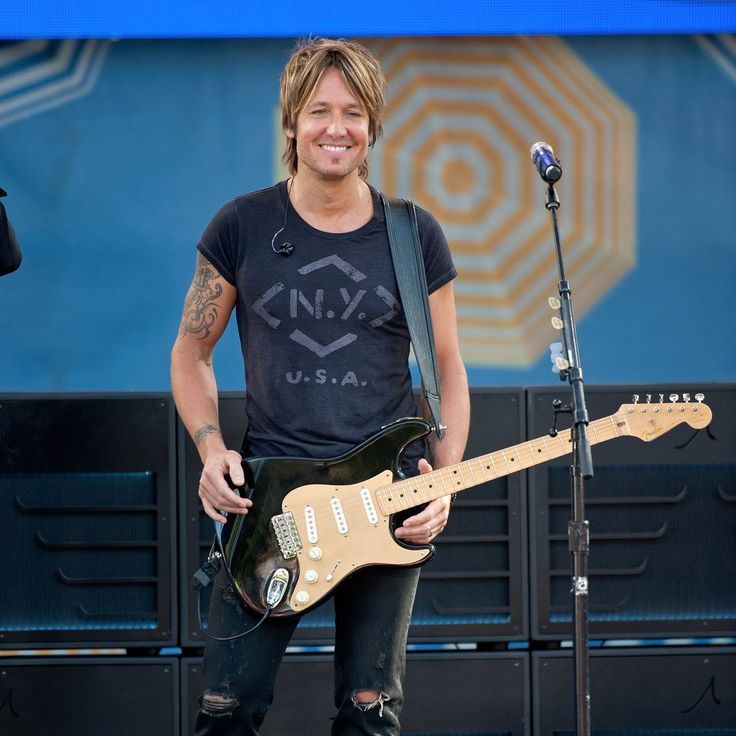 Keith Urban Now