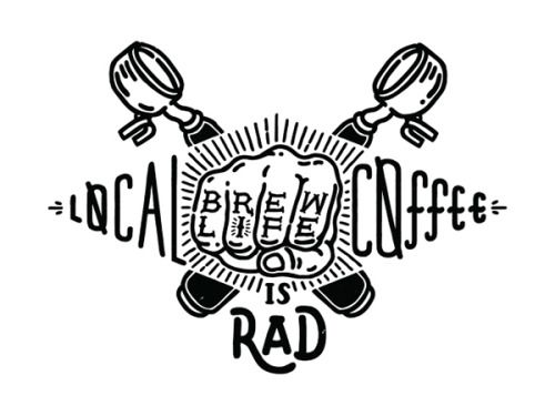 """betype: """" RAD Coffee by Betrayer Family """" I have met my soulmate designer. lololol!"""
