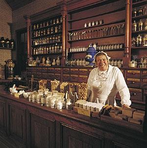 The Apothecary's Shop... Sovereign Hill. Ballarat.