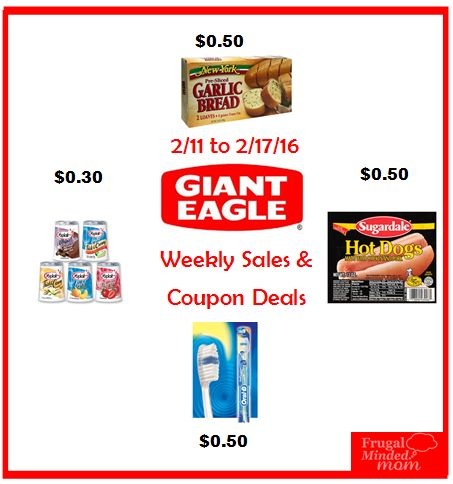 Giant eagle idlewild discount coupons