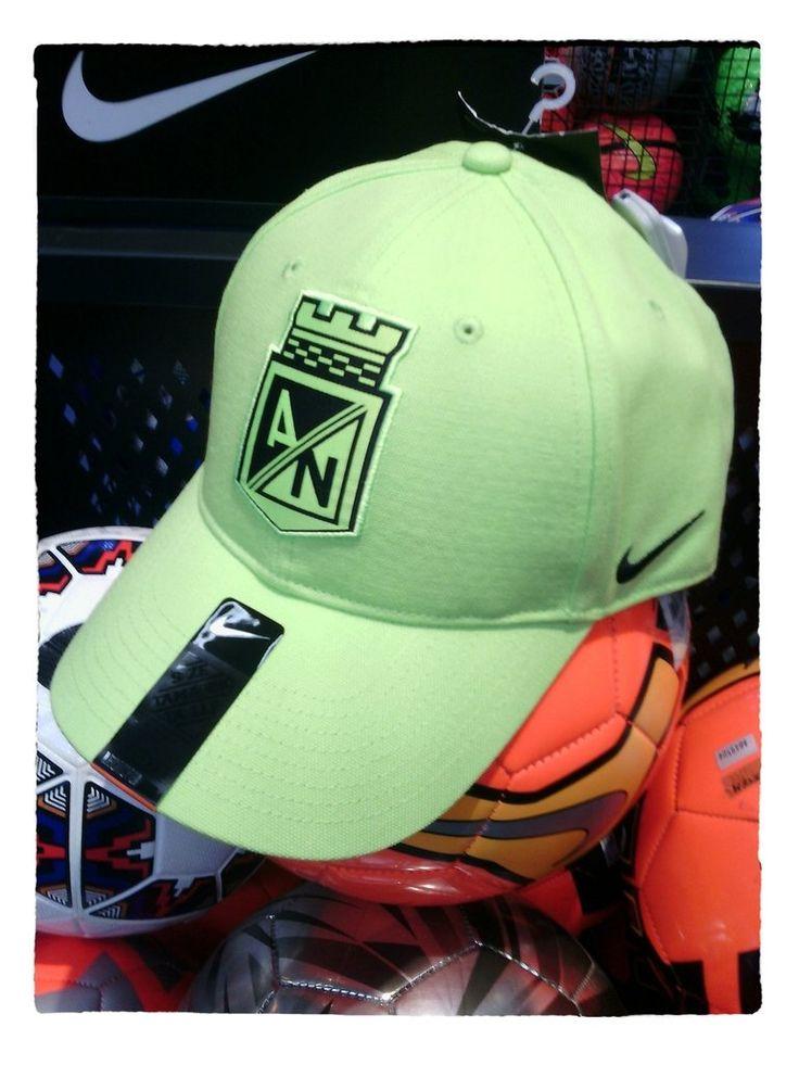 Gorra Nike Verde Atlético Nacional 2016