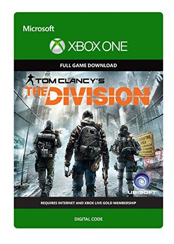 Tom Clancy's The Division - Xbox One [Digital Code]: Video Games