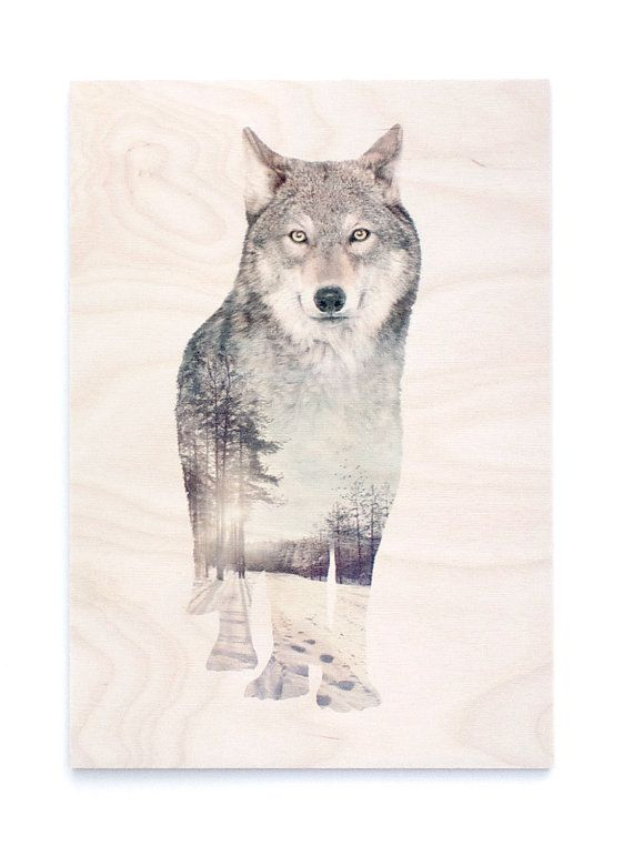 Wolf Faunascapes conçu par WhatWeDo Copenhague.