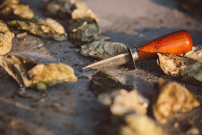 An authentic Lowcountry oyster roast by PPHG Events is a perfect way to welcome…