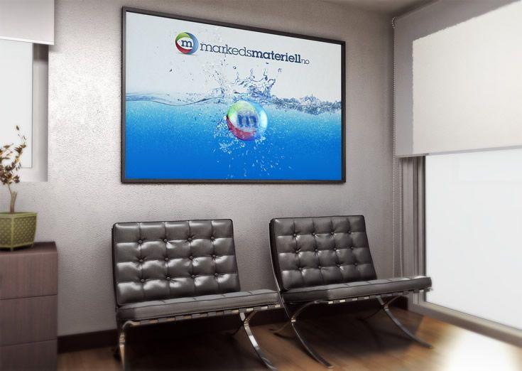 Skilt og bilder, Plakater, Skilt, Bilder - Markedsmateriell.no Ønsker du å pynte opp kontoret med bilder av produktene dine? Eller noen fine landskapsbilder for å øke trivselen på kontoret?