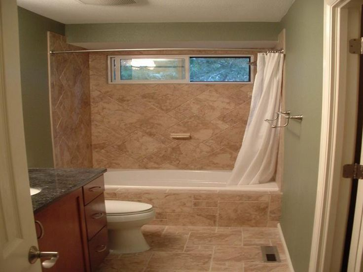 Cover A Bathtub With Ceramic Tile Or Something Similar To Make The Bathtub More Appealing As