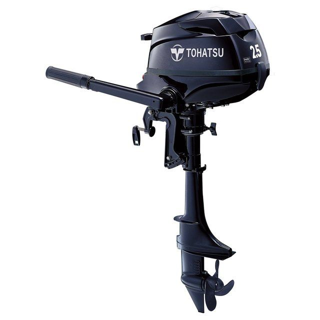 2020 Tohatsu 2 5 Hp Mfs2 5bs Outboard Motor Outboard Motors Outboard Inflatable Kayak