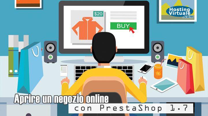 Aprire un negozio online è più semplice con PrestaShop 1.7 in cui è presente il nuovo Starter Theme che rende più facile costruire temi personalizzati.