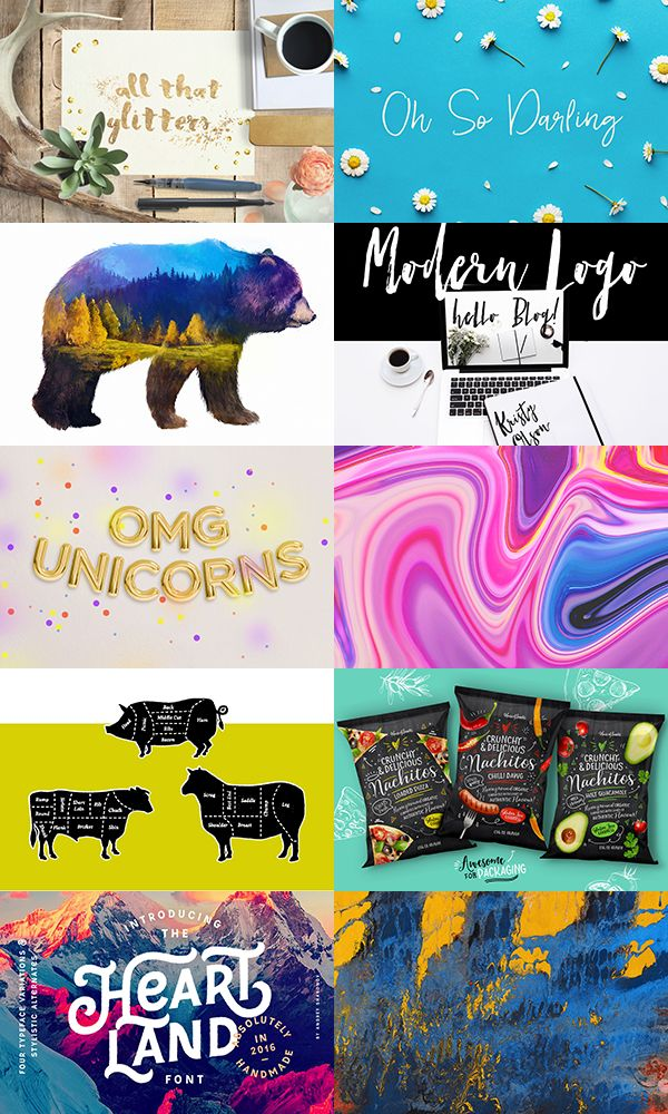 On the Creative Market Blog - Follow Creative Market on Pinterest and Get 15% Off