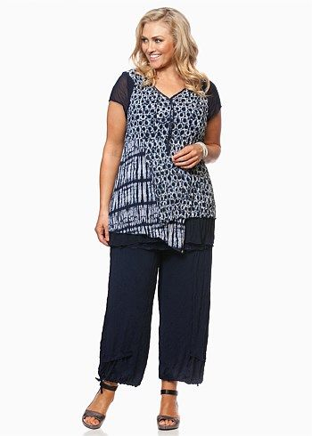 #TS Cultivated Top #plussize #curvy #takingshape