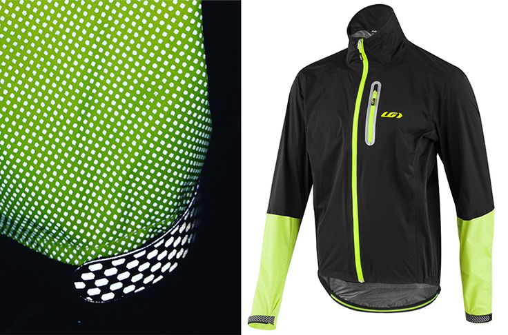 The LG Torrent RTR jacket gets the mix of subtle and safe right with its