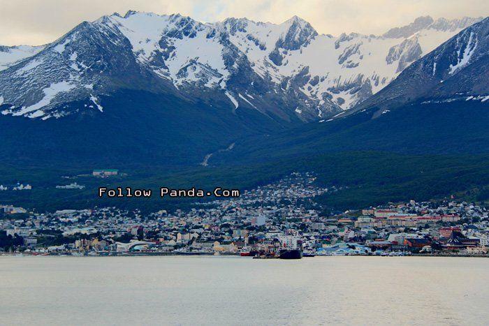 Ushuaia Coastline - Ushuaia, Tierra del Fuego, Patagonia, Argentina | FollowPanda.COM