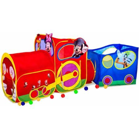 Playhut Disney Mickey Mouse Choo Choo Express Train