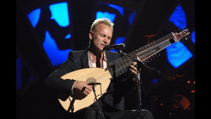 Scandale au Bataclan : le chanteur Sting, incarnation du mal absolu - Da...