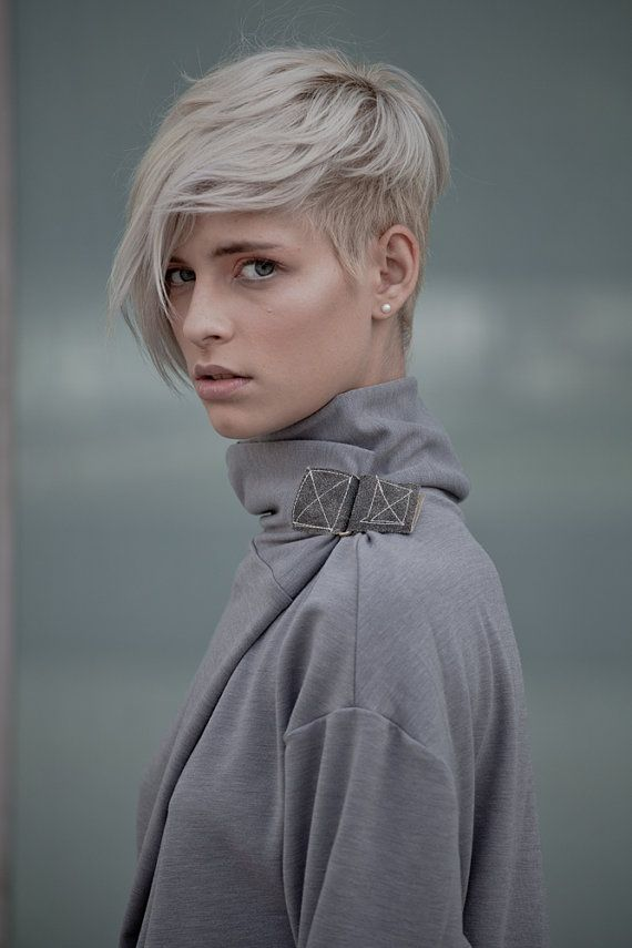 /cute short hair