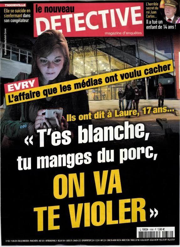 Racisme anti-blanc: Il l'avait violée « parce qu'elle est française et qu'il n'aime pas les Françaises »